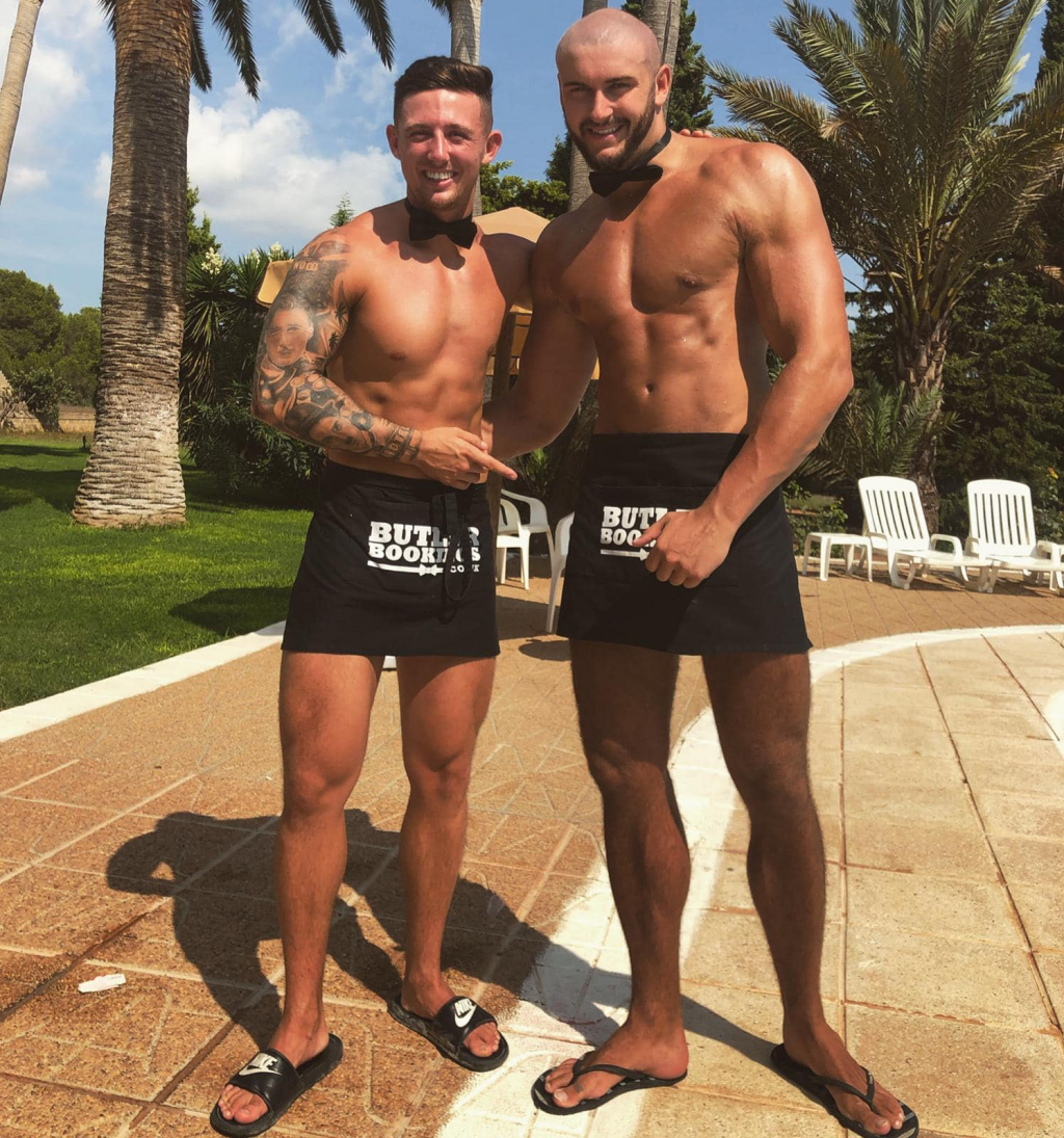 How A Buff Butler Can Make Your Hen Party Memorable